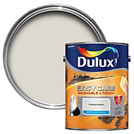 Dulux Easycare Polished pebble Matt Emulsion paint 5L