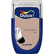 Dulux Standard Cookie dough Matt Emulsion paint, 0.03L Tester pot