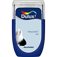 Dulux Standard Mineral mist Matt Emulsion paint 0.03L Tester pot