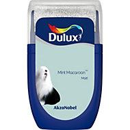 Dulux Standard Mint macaroon Matt Emulsion paint 0.03L Tester pot