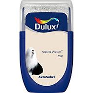 Dulux Standard Natural wicker Matt Emulsion paint 0.03L Tester pot