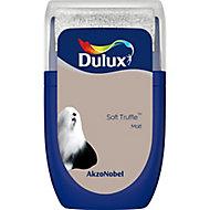 Dulux Standard Soft truffle Matt Emulsion paint, 0.03L Tester pot