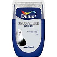 Dulux Easycare Frosted steel Matt Emulsion paint 0.03L Tester pot