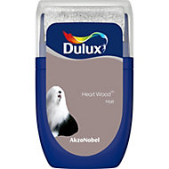Dulux Standard Heart wood Matt Emulsion paint 0.03L Tester pot