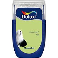 Dulux Standard Kiwi crush Matt Emulsion paint 0.03L Tester pot