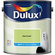 Dulux Standard Kiwi crush Matt Emulsion paint 2.5L