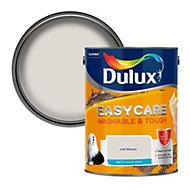 Dulux Easycare Just walnut Matt Emulsion paint, 5L