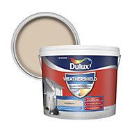 Dulux Weathershield Sandstone Textured Matt Masonry paint 10L