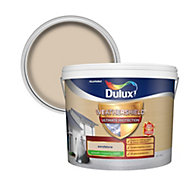 Dulux Weathershield ultimate protection Sandstone Smooth Matt Masonry paint 10L