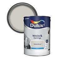 Dulux Pebble shore Matt Emulsion paint 5L