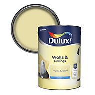 Dulux Vanilla sundae Matt Emulsion paint 5L