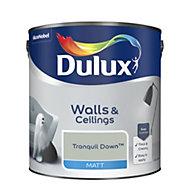 Dulux Tranquil Dawn Matt Emulsion paint 2.5L