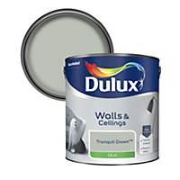 Dulux Tranquil Dawn Silk Emulsion paint 2.5L