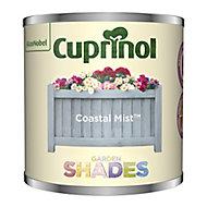 Cuprinol Garden shades Coastal Mist Matt Wood paint, 125ml Tester pot