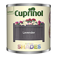 Cuprinol Garden shades Lavender Matt Wood paint, 125ml Tester pot