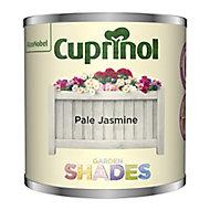 Cuprinol Garden shades Pale Jasmine Matt Wood paint, 125 Tester pot