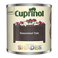 Cuprinol Garden shades Seasoned Oak Matt Wood paint, 125ml Tester pot