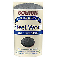 Colron Medium Steel wool, 150g