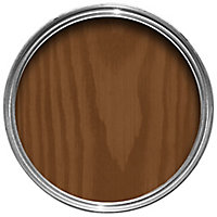 Ronseal Teak Gloss Wood stain, 0.25L