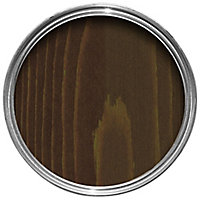Ronseal Dark oak Gloss Wood stain, 250