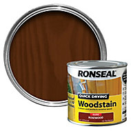 Ronseal Rosewood Gloss Wood stain, 0.25L