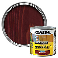 Ronseal Rosewood Satin Wood stain, 0.25L