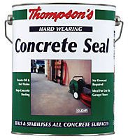 Thompson's Concrete sealer