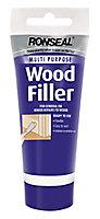 Ronseal White wood filler 100g