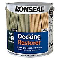 Ronseal Clear Decking restorer, 2.5L
