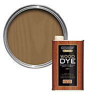 Colron Refined American walnut Wood dye, 0.25L