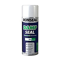 Ronseal White Waterproof sealing compound, 0.4L Tin