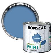Ronseal Garden Cornflower Matt Garden paint 0.25L