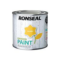 Ronseal Garden Sun dial Matt Metal & wood paint, 250