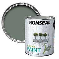 Ronseal Garden Slate Matt Garden paint 0.75L