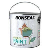 Ronseal Garden Sage Matt Garden paint 2.5L