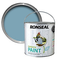 Ronseal Garden Cool breeze Matt Metal & wood paint, 2.5