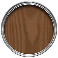 Ronseal Natural oak Satin Woodstain 0.75L