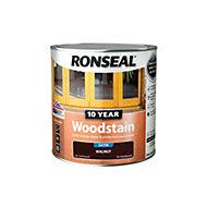 Ronseal Walnut Satin Woodstain 2.5L