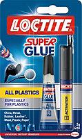 Loctite All Plastics Superglue 2g