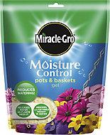 Miracle Gro Moisture control Pots & planters Soil conditioner