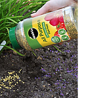 Miracle Gro Continuous release Universal Plant feed 13m² 1kg