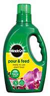 Miracle Gro Pour & Feed Ready to use Plant food 1L