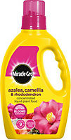 Miracle Gro Plant food 1L