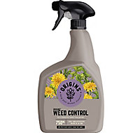 Fast Action Trigger Spray Weed Control 750ml