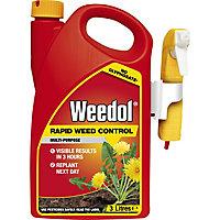 Weedol Rapid Weed killer 3L 3kg