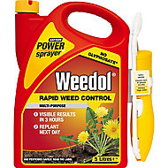 Weedol Power sprayer rapid Weed killer 5L
