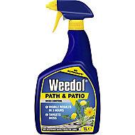 Weedol Path & patio Weed killer 1L