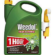 Weedol Fast acting Weed killer 5L 5kg