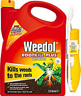 Weedol Rootkill plus Ready to use Weed killer 5L
