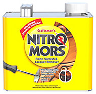 Nitromors Craftsman Paint, varnish & lacquer remover, 2L